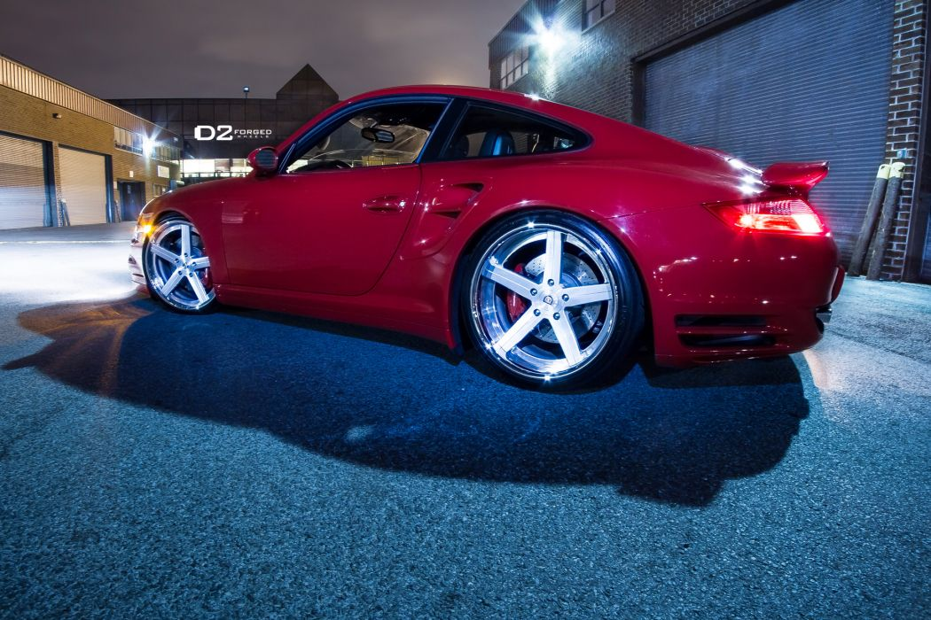 2012 D2Forged Porsche 997 Turbo CV2 tuning supercar supercars x wallpaper