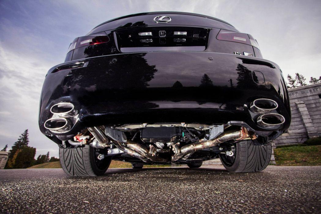 2012 Fox Marketing Lexus IS F Twin Turbo tuning a wallpaper