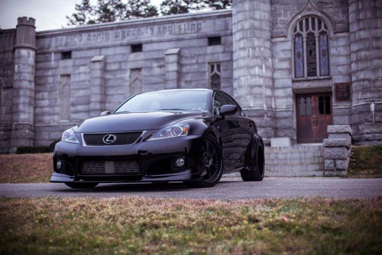 2012 Fox Marketing Lexus IS F Twin Turbo tuning wallpaper