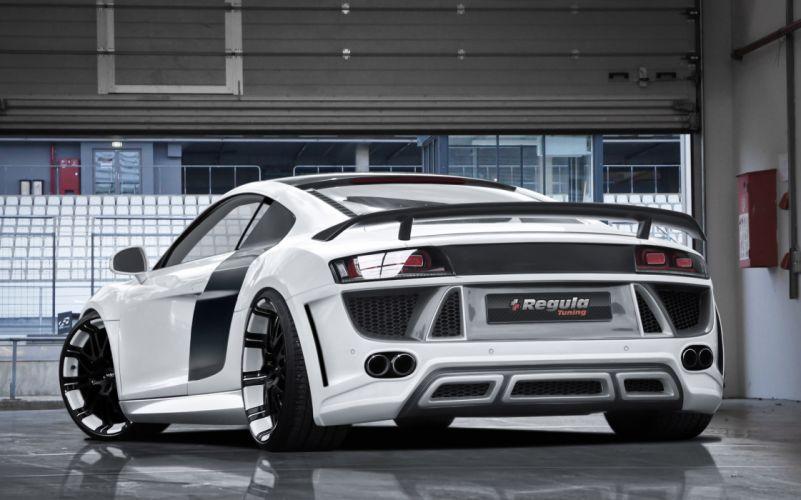 2012 Regula Audi R8 tuning q wallpaper