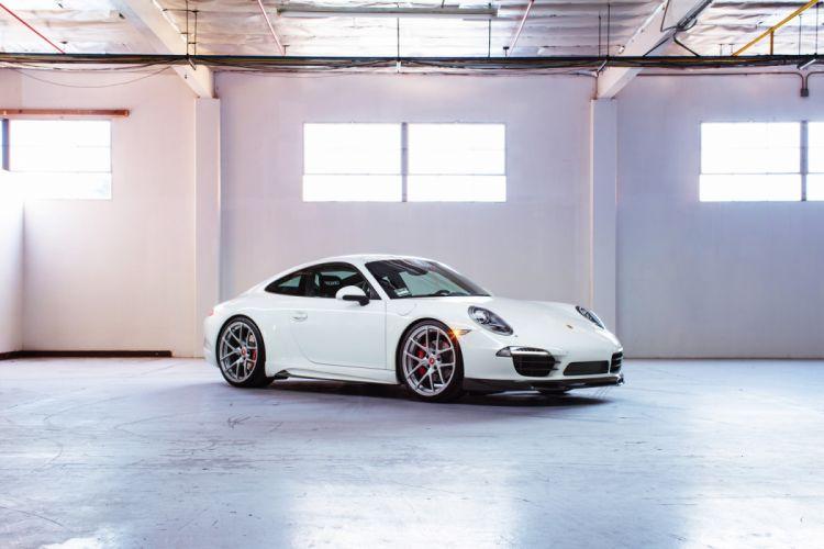 2012 Vorsteiner Porsche Carrera 911 V-GT tuning e wallpaper