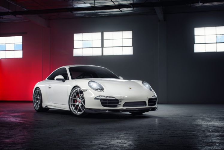 2012 Vorsteiner Porsche Carrera 911 V-GT tuning w wallpaper