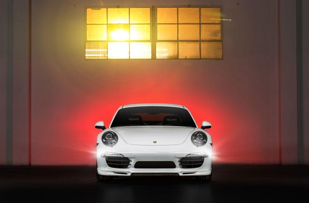 2012 Vorsteiner Porsche Carrera 911 V-GT tuning wallpaper