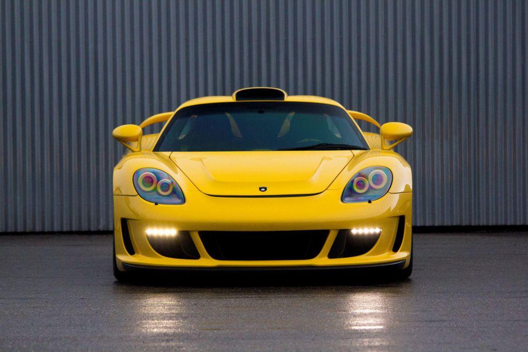 2013 Gemballa Porsche 980 Carrera Mirage GT Black Edition tuning supercar supercars wallpaper