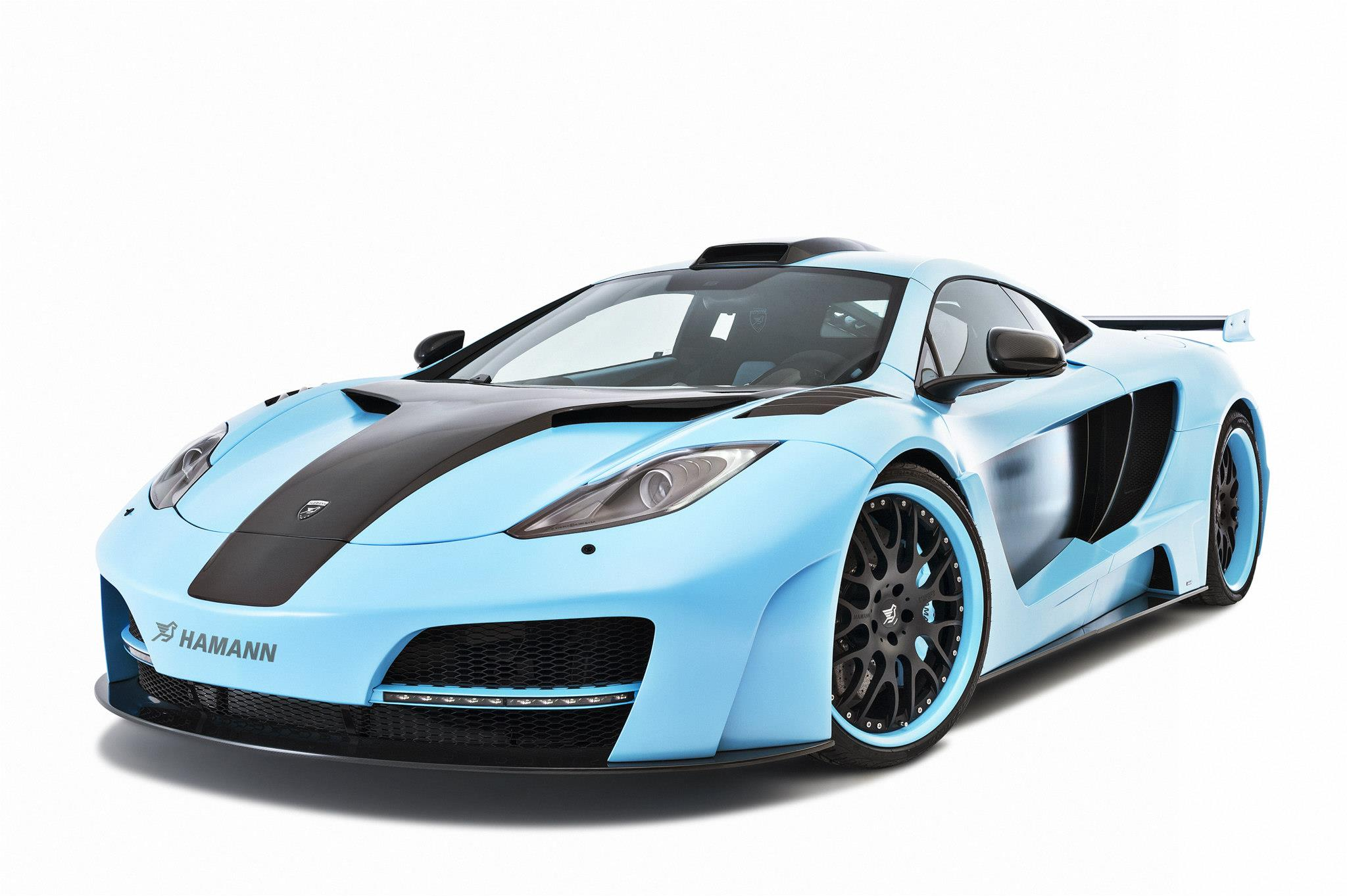 2013 hamann blue memor mclaren mp4 12c tuning supercar - 2048 supercars ...