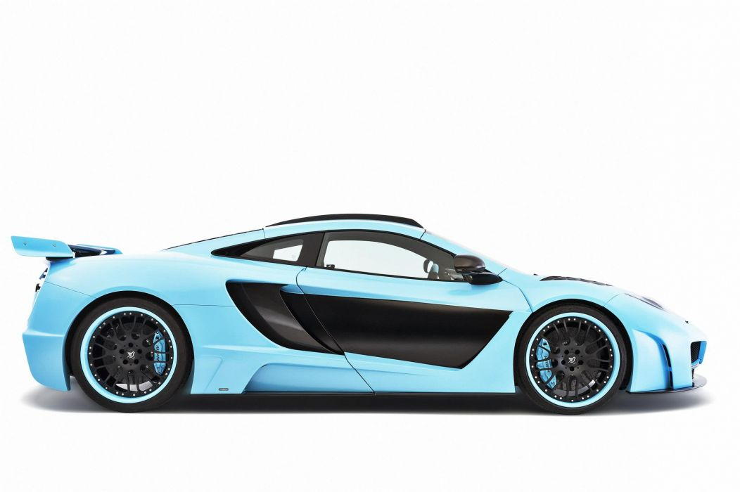 2013 Hamann Blue MemoR McLaren MP4-12C tuning supercar supercars y wallpaper
