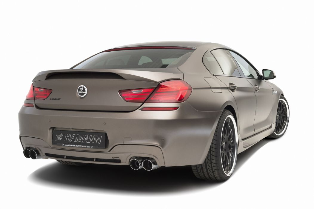 2013 Hamann BMW F06 Gran Coupe tuning    b wallpaper