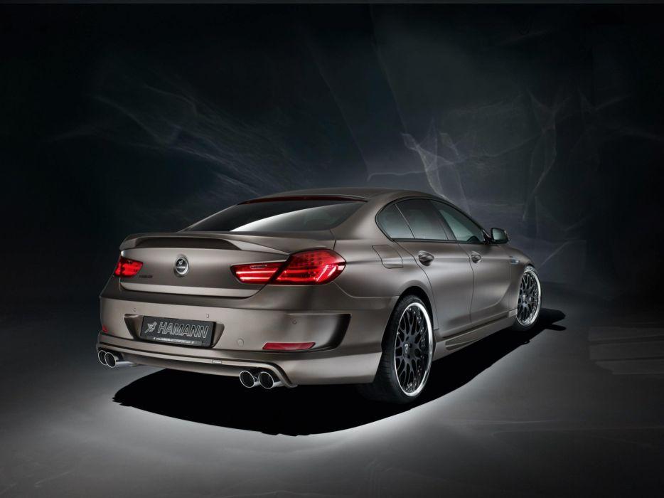 2013 Hamann BMW F06 Gran Coupe tuning e wallpaper