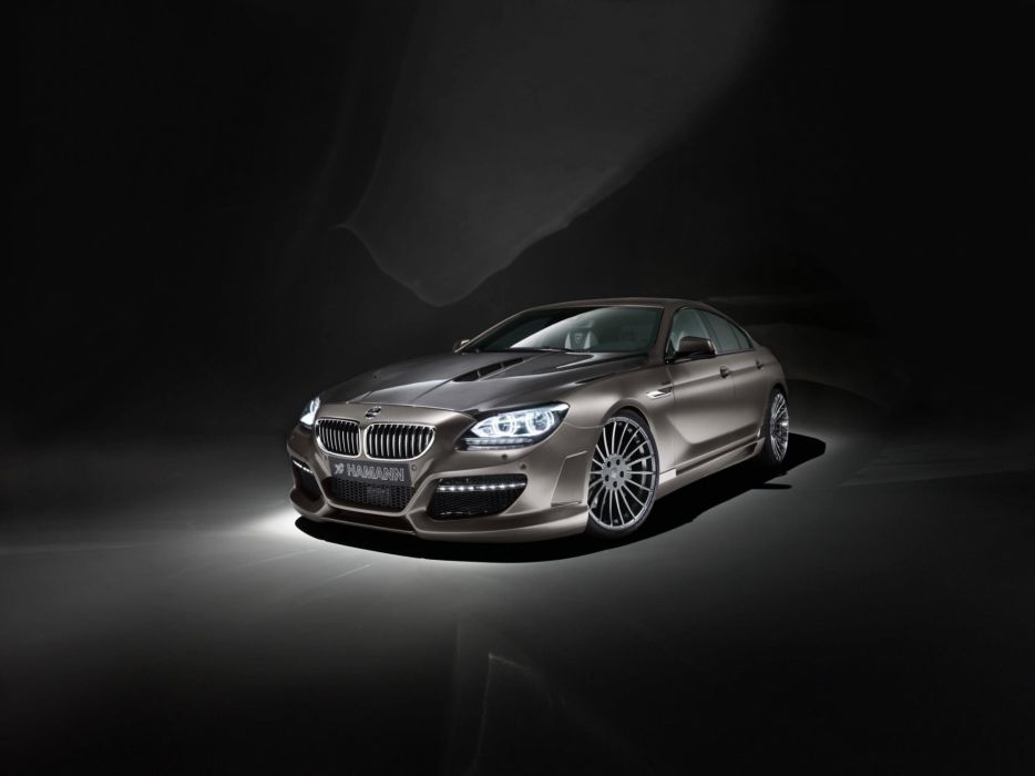 2013 Hamann BMW F06 Gran Coupe tuning wallpaper