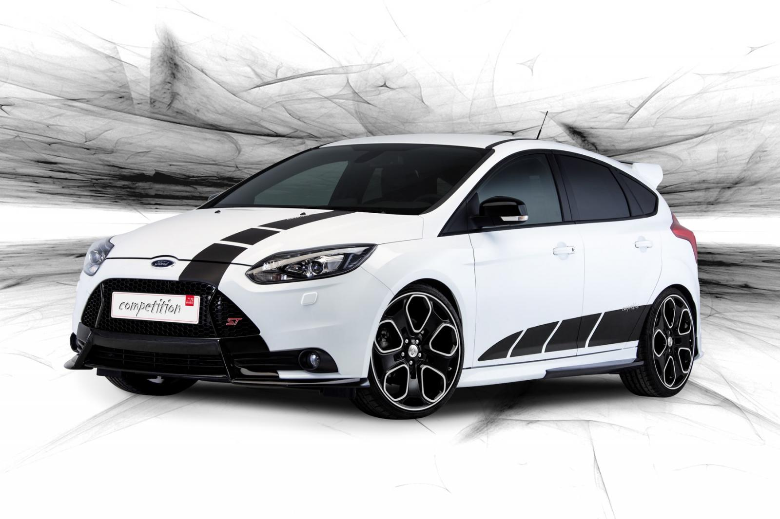 2013 Ms Design Ford Focus St Tuning Wallpaper 1600x1066 82152 Wallpaperup