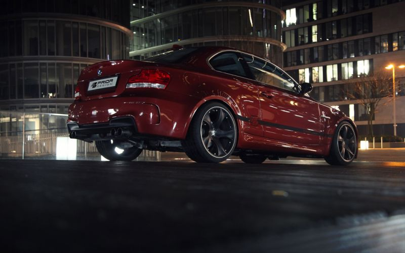 2013 Prior-Design BMW 1er PDM1 tuning d wallpaper