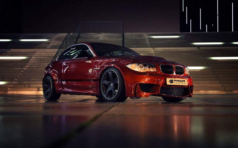 2013 Prior-Design BMW 1er PDM1 tuning w wallpaper