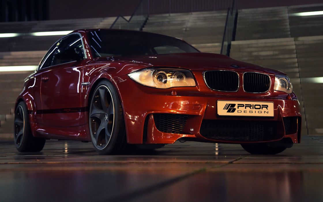 2013 Prior-Design BMW 1er PDM1 tuning wallpaper