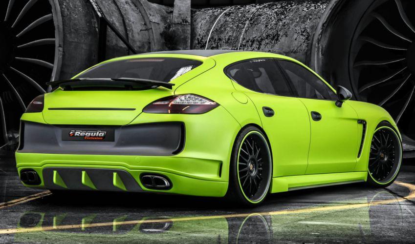 2013 Regula Exclusive Porsche Panamera tuning wallpaper