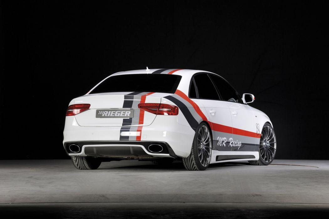 2013 Rieger Audi A4 B8 tuning t wallpaper