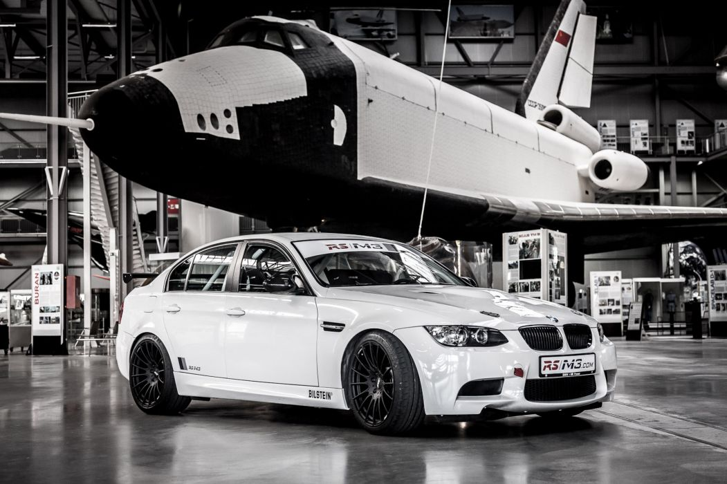 2013 RS-Racingteam BMW RS-M3 tuning w wallpaper