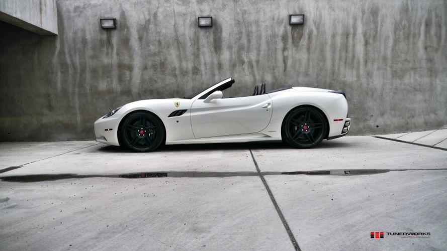 2013 Tunerworks Performance Ferrari California tuning supercars supercar e wallpaper
