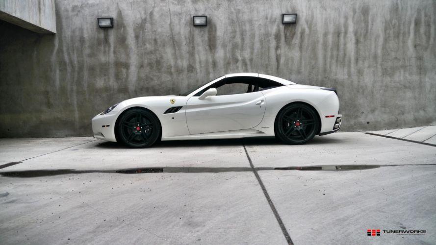 2013 Tunerworks Performance Ferrari California tuning supercars supercar q wallpaper