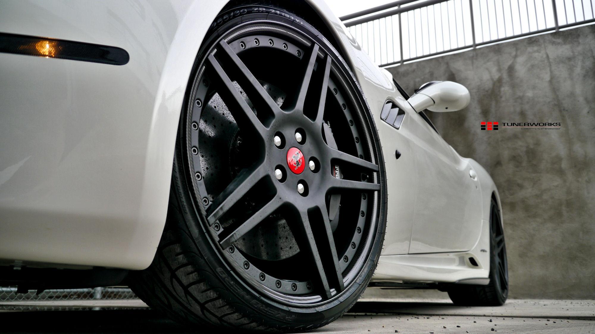 Tunerworks Performance Ferrari California Tuning Supercars