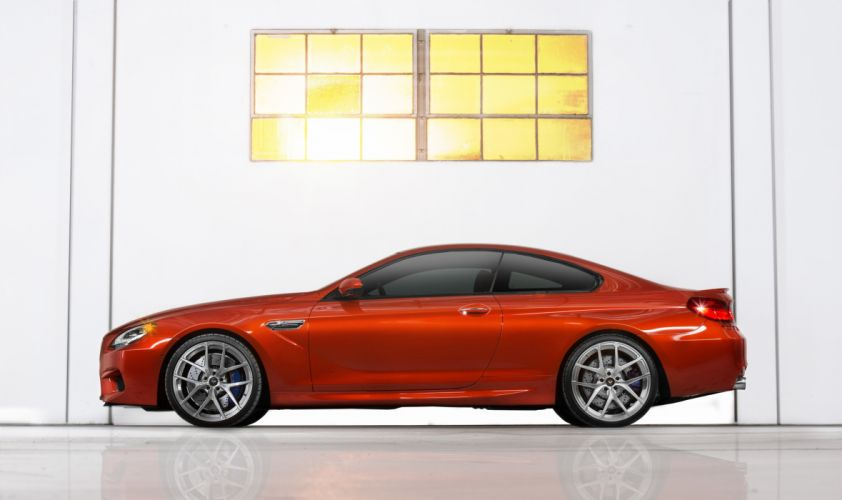 2013 Vorsteiner BMW M6-Coupe VS-110 coupe tuning r wallpaper