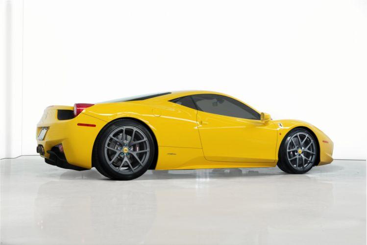 2013 Vorsteiner Ferrari 458 Italia supercar supecars d wallpaper