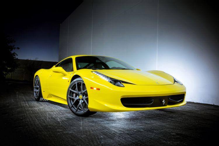 2013 Vorsteiner Ferrari 458 Italia supercar supecars wallpaper