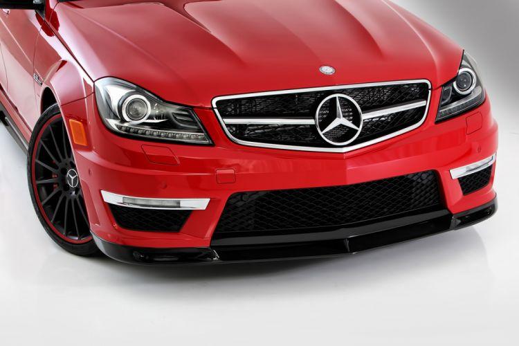2013 Vorsteiner Mercedes-Benz CLS 63 AMG Sedan tuning f wallpaper