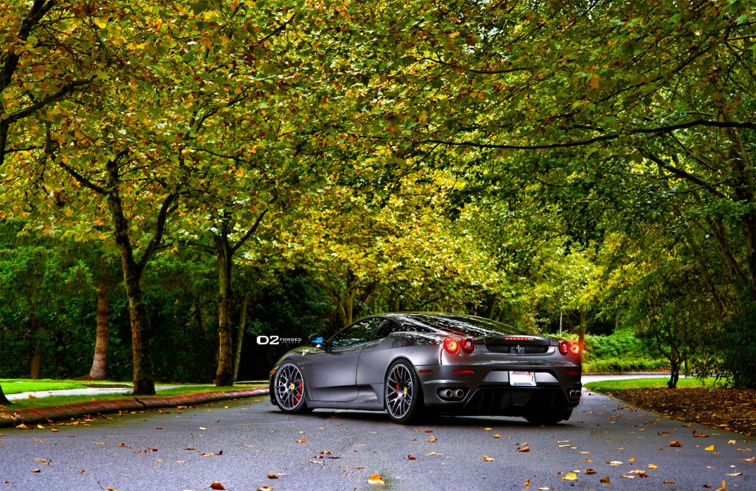 2012 D2Forged Ferrari F430 Scuderia MB1 tuning supercar supercars i wallpaper