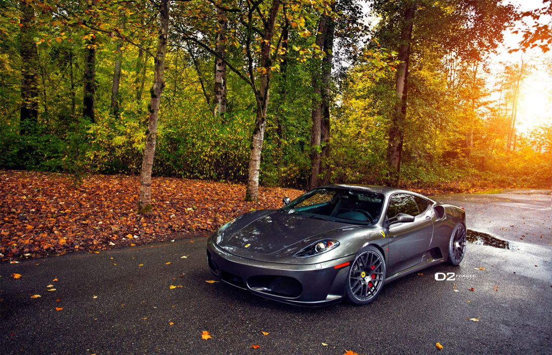 2012 D2Forged Ferrari F430 Scuderia MB1 tuning supercar supercars r wallpaper