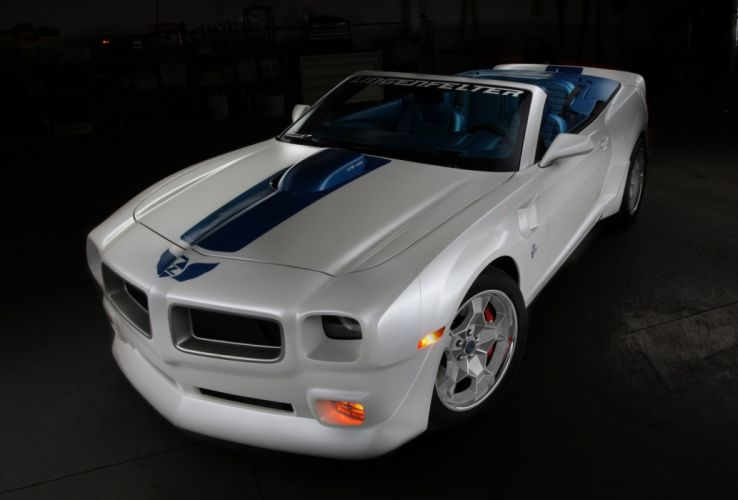 2012 Lingenfelter Chevrolet Camaro LTA Convertible muscle tuning e wallpaper