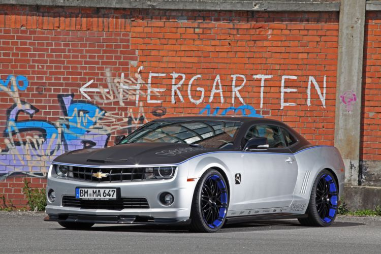2012 Magnat Chevrolet Camaro Audio tuning muscle e wallpaper