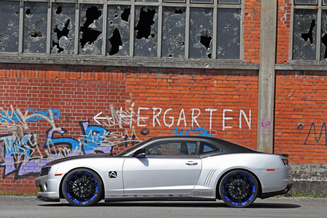 2012 Magnat Chevrolet Camaro Audio tuning muscle u wallpaper