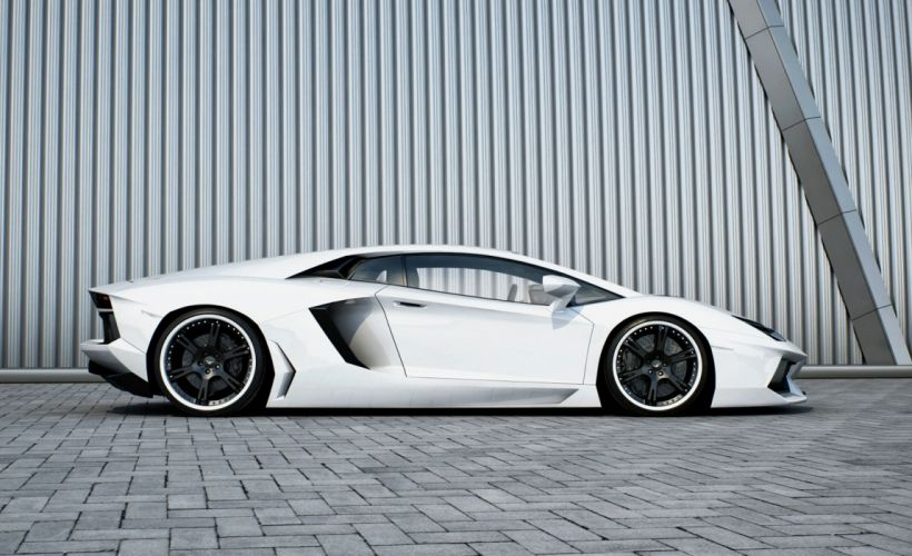 2012 Wheelsandmore Lamborghini Aventador LP777-4 tuning supercar supercars w wallpaper