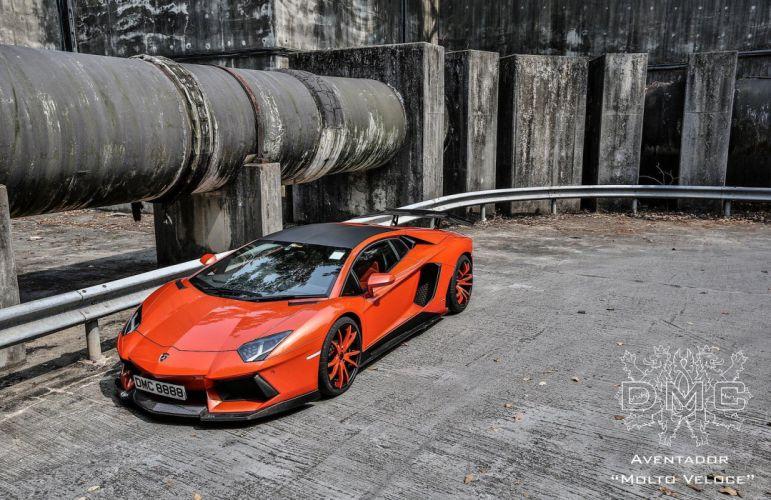 2012 DMC Lamborghini Aventador LP-900 tuning supercar supercars q wallpaper