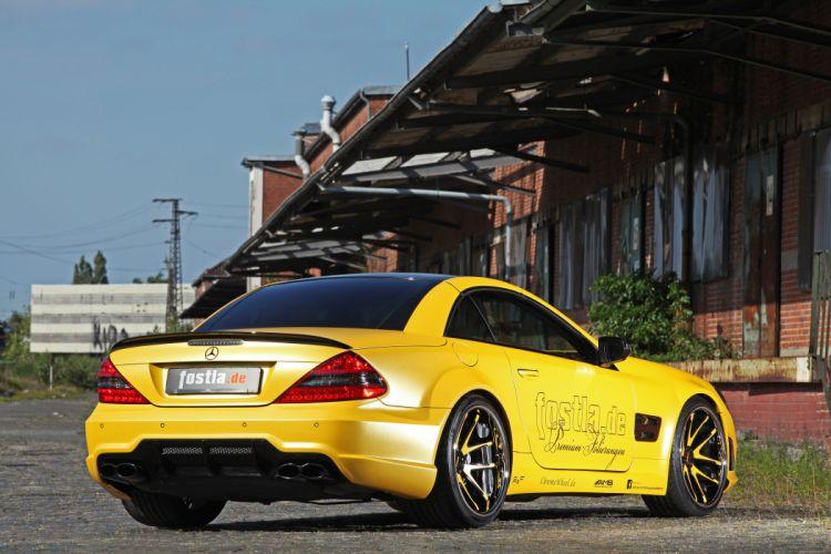 2012 Fostla Mercedes Benz SL-55 AMG tuning supercar supercars d wallpaper