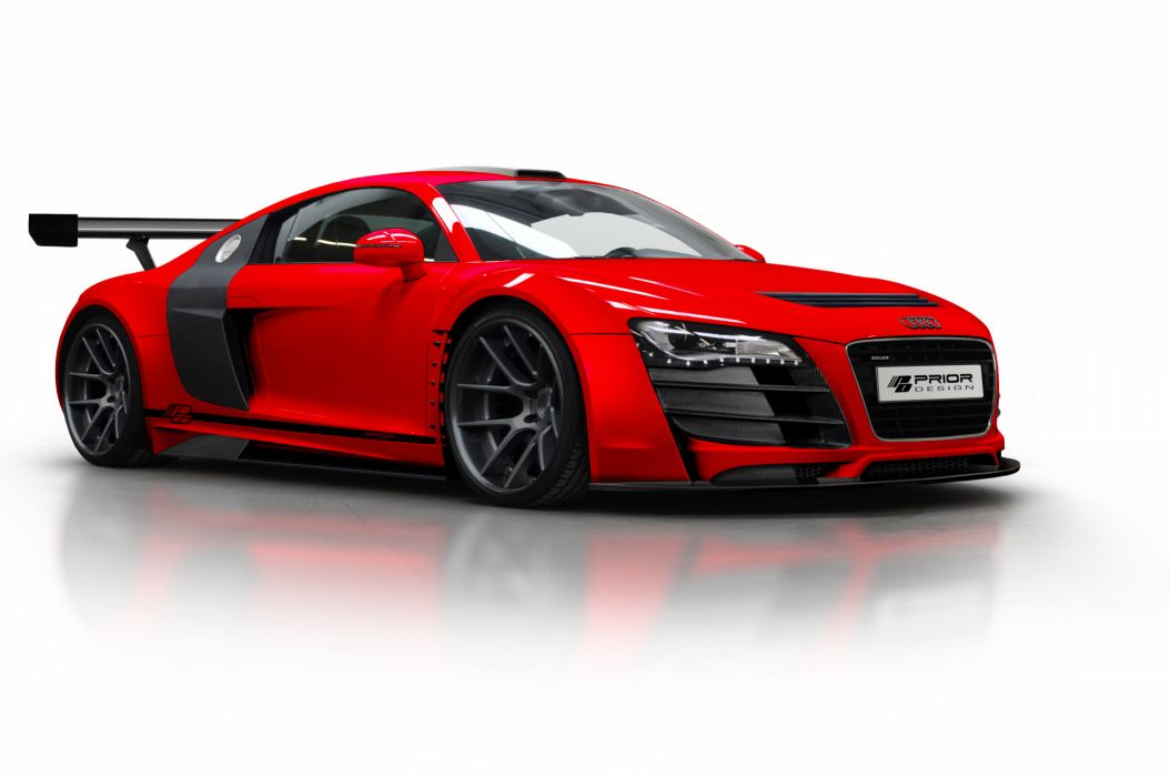 2012 Prior Design Audi R8-PD GT850 tuning q wallpaper