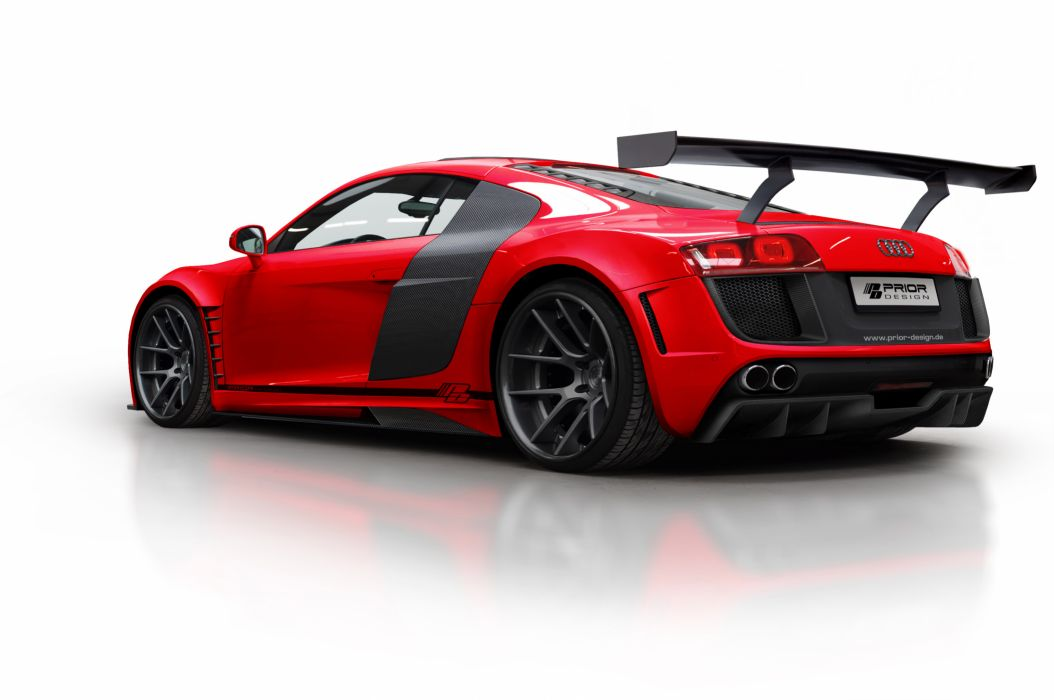 2012 Prior Design Audi R8-PD GT850 tuning w wallpaper