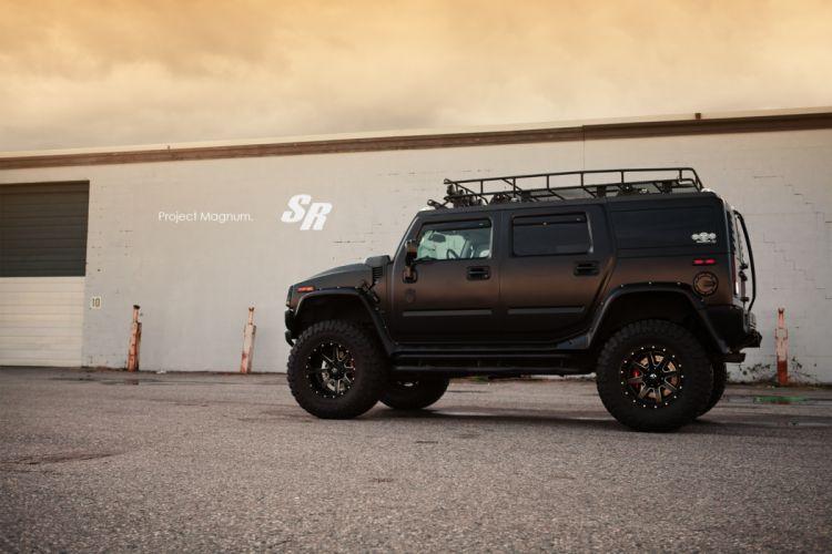 2012 SR-Auto Hummer offroad 4x4 tuning e wallpaper