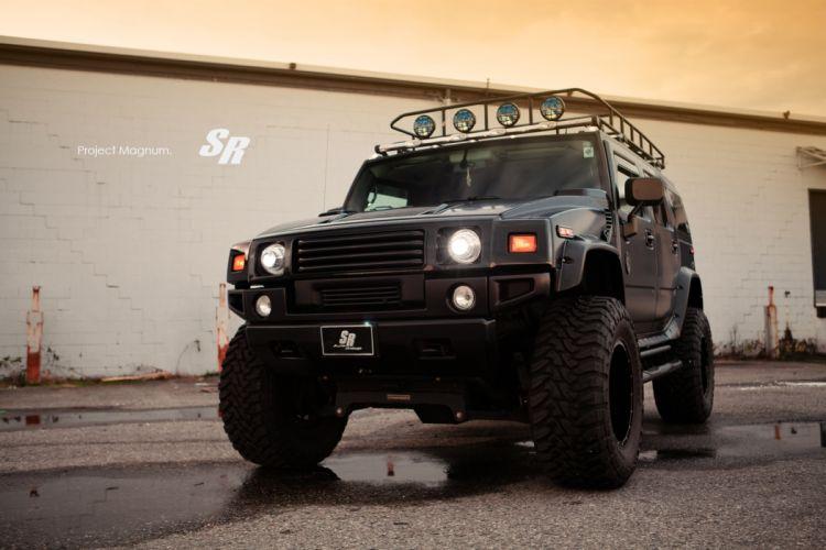 2012 SR-Auto Hummer offroad 4x4 tuning q wallpaper
