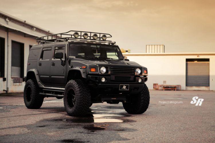 2012 SR-Auto Hummer offroad 4x4 tuning w wallpaper