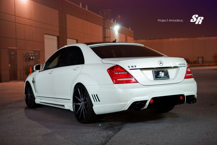 2012 SR-Auto Mercedes Benz S63 AMG tuning u wallpaper