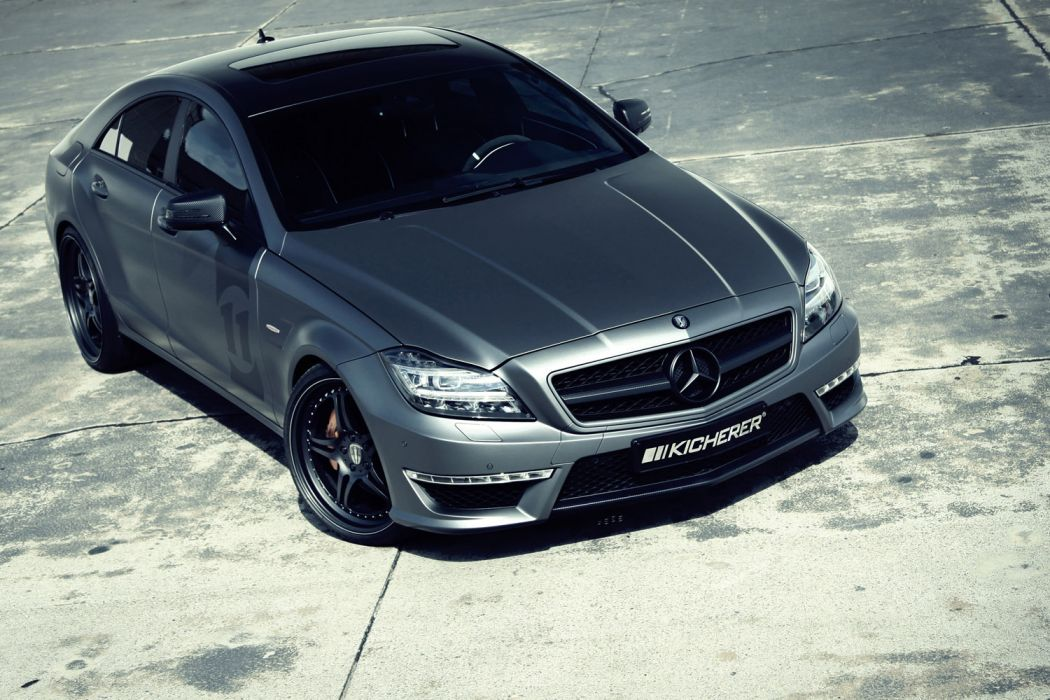 2013 Kicherer Mercedes Benz CLS-63 AMG Yachting cls tuning wallpaper