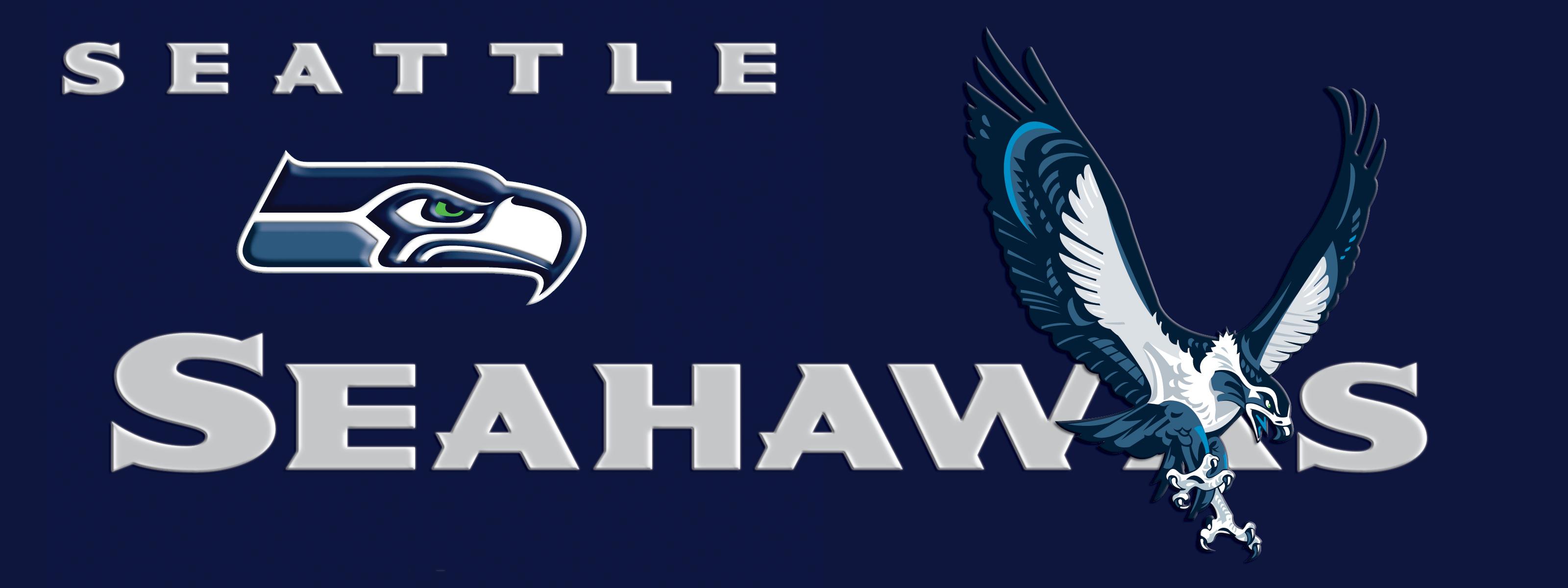 Seattle Seahawks Nfl Football Sport P Wallpaper 3200x1200 82460 Wallpaperup