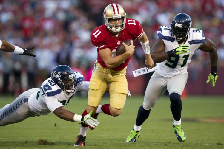Seattle Seahawks nfl football sport d wallpaper