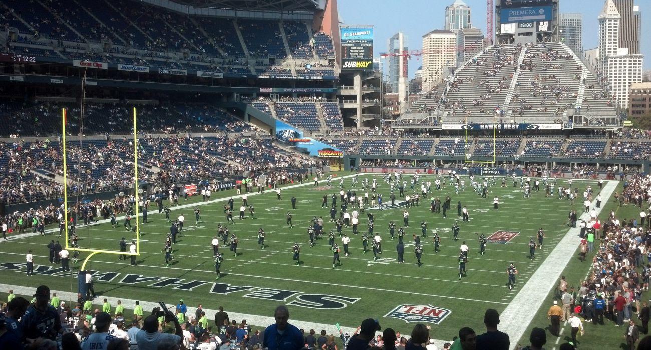 Seattle Seahawks nfl football sport stadium architecture building buildings sport     r wallpaper