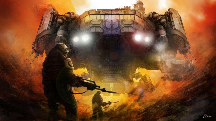 Warriors Technics b wallpaper