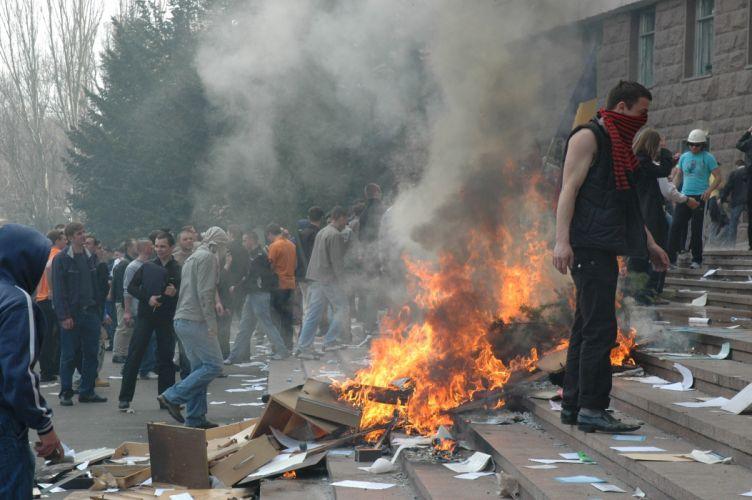 anarchy fire wallpaper