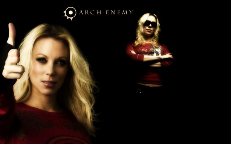 ARCH ENEMY technical power death metal hard rock heavy b wallpaper