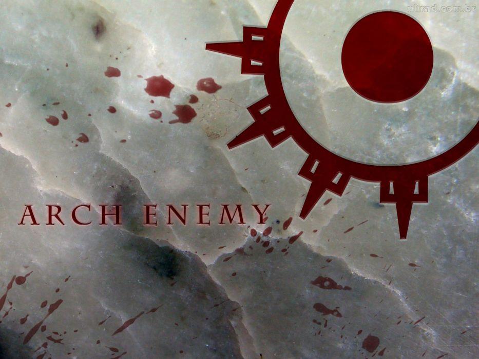 ARCH ENEMY technical power death metal hard rock heavy blood wallpaper