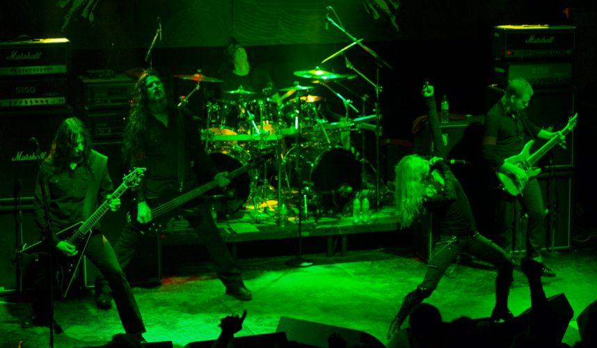 ARCH ENEMY technical power death metal hard rock heavy concert guitar concerts guitars t wallpaper